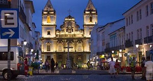Passeio em Salvador-Igreja S Francisco