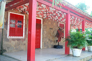 Visita a Terreiros Salvador-Afonjá