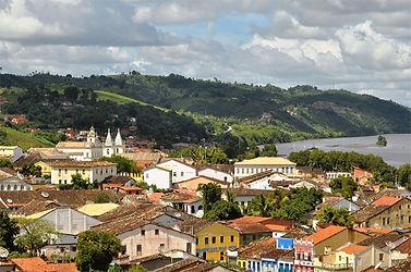 Passeio na Bahia- Cachoeira