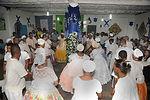Cerimonia de Candomble em Passeio em Salvador