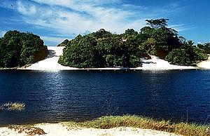 Praias Salvador-Lagoa do Abaeté