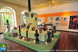 Passeio em Salvador aos Museus