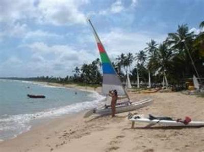 Passeio na Bahia-Praia do Forte