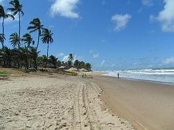 Passeio  em Salvador na Praia do Flamengo