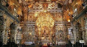 City Tour Salvador-Igreja de São Francisco