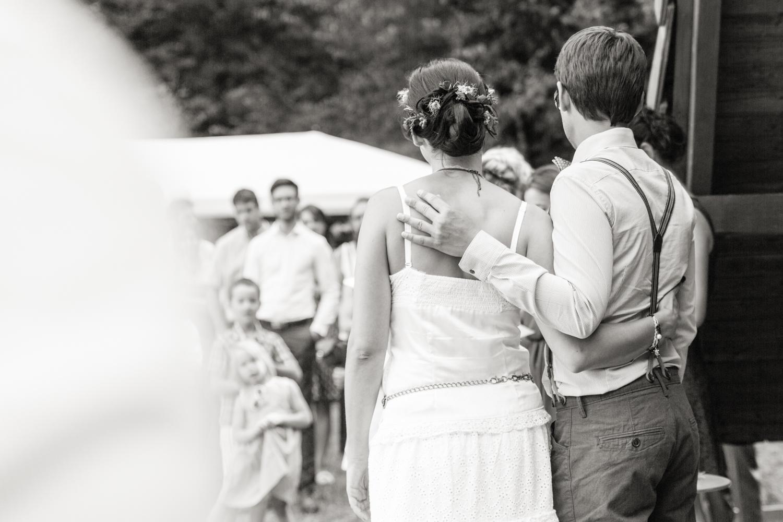 Mariage discours témoins
