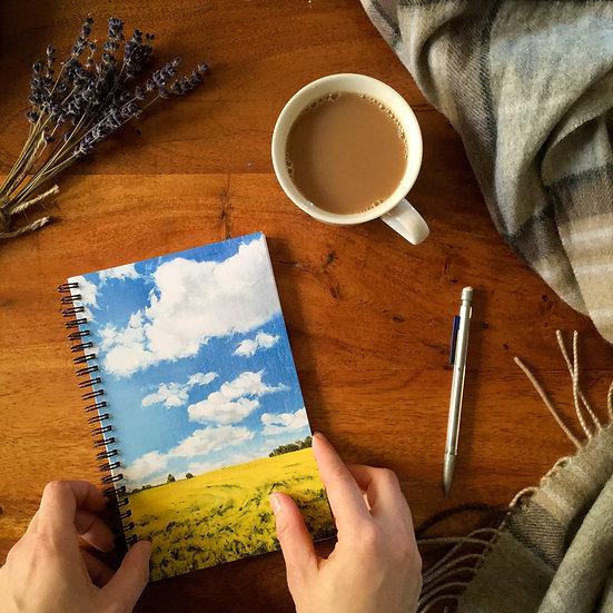 """Arise, My Soul"" notebook"