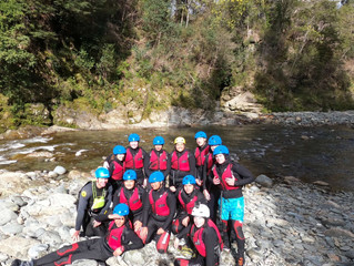 Give Outward Bound a go – you won't regret it!