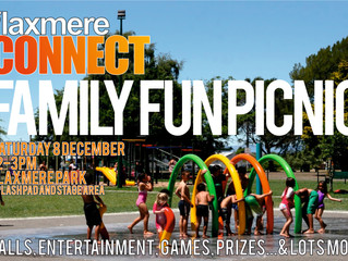 Flaxmere Fun Family Picnic