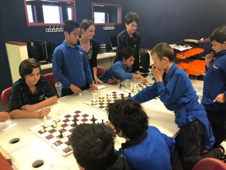 Flaxmere chess: 'It's fun and it trains your brain'