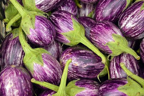 Eggplant 4 Pack/$3.49