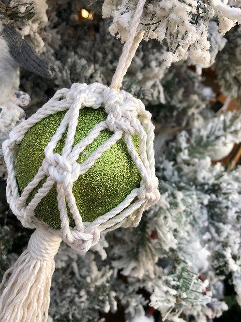 Take & Create Kit - Macrame Ball