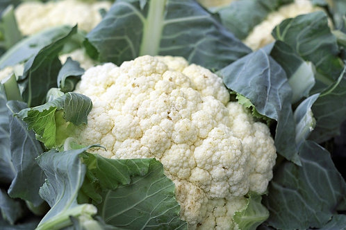 Cauliflower 4 Pack/$3.49