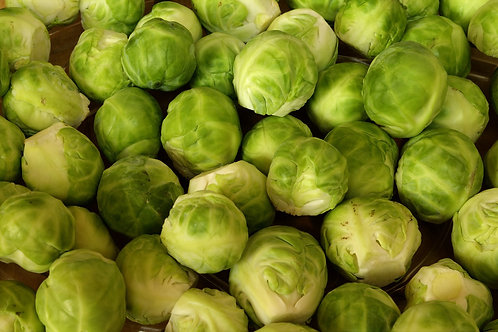 Brussels Sprouts 4 Pack/$3.49
