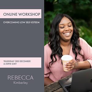 Online Workshop_ Overcoming Low Self-Est