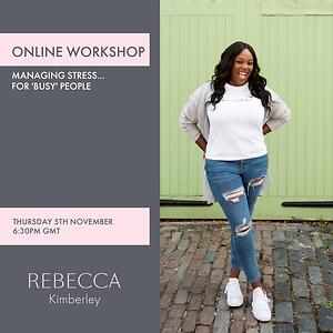 Copy of Online Workshop_ Stress Manageme
