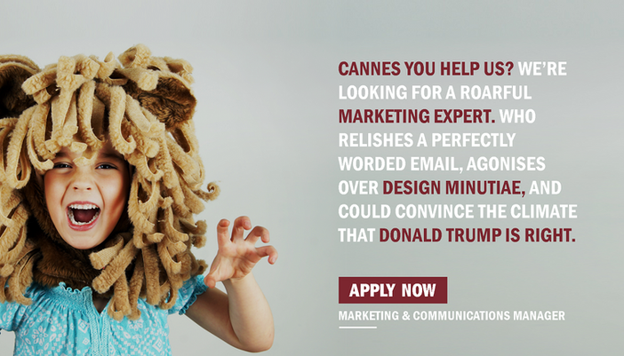 Job Advert_Marketing and Comms Manager_C