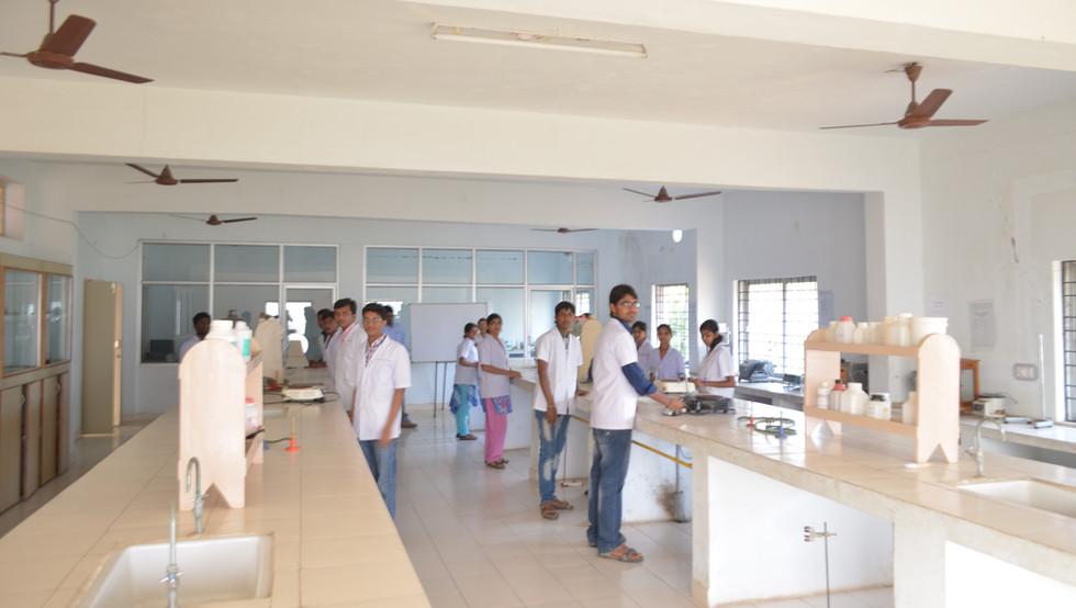 Pharmacy Lab