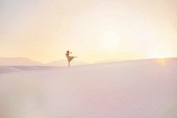 White Sands Dancer