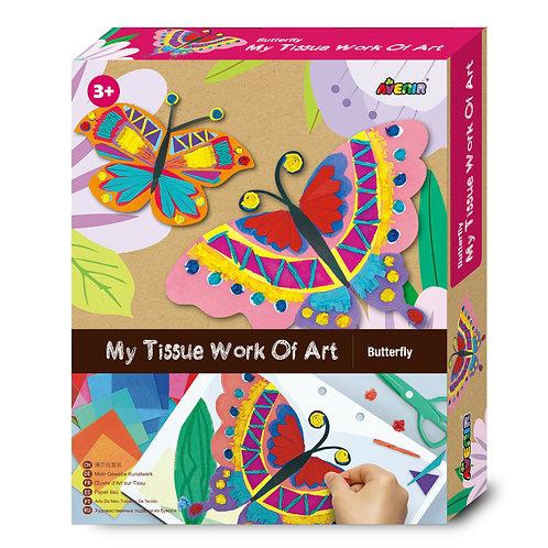 Toyzon Tissue Art