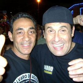 Alvaro de Aguiar e Sergio Malandro