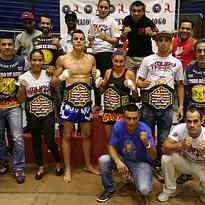 Team Alvaro de Aguia - 7
