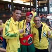 Team Alvaro de Aguia - 16