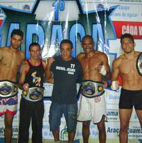 Team Alvaro de Aguia - 10