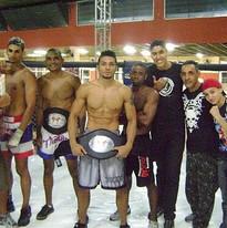 Team Alvaro de Aguia - 8