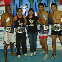 Belt Team Alvaro de Aguia