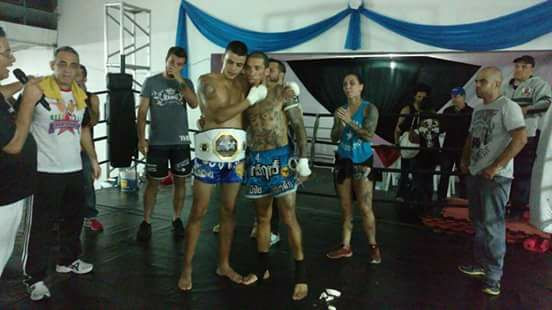 Marcinho vence Cris Nogueira