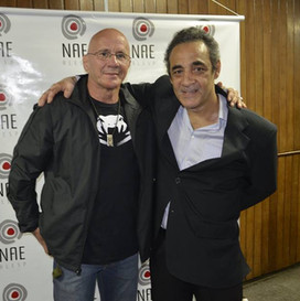Alvaro de Aguiar e Robson Maciel