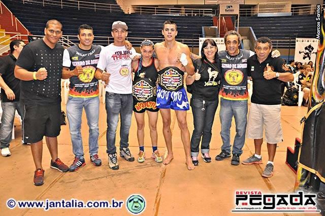 Campeonato Paulista Equipe Alvaro de Aguiar