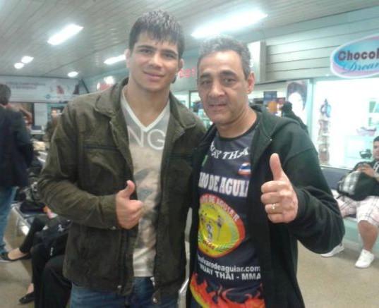 Alvaro de Aguiar e Erick Silva