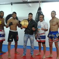 Team Alvaro de Aguiar - Bealt