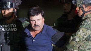El Chapo claims war on Marijuana dispensary owners in the USA.