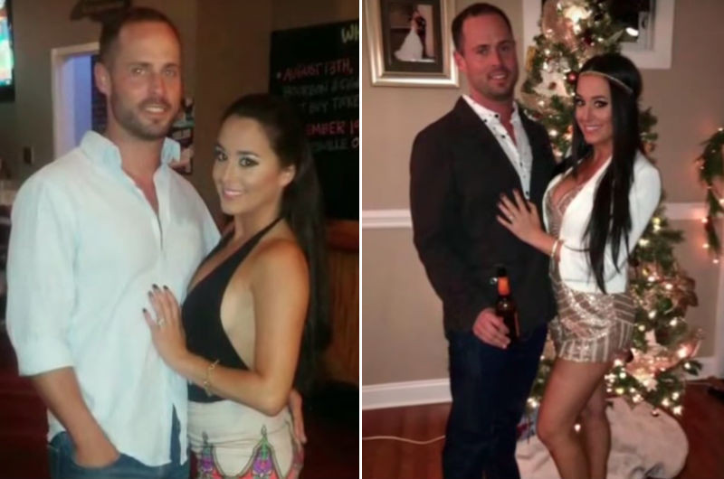 Joshua Jeffords and his Ex Wife