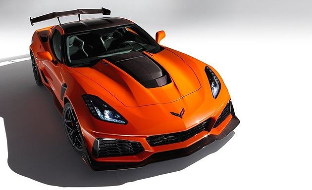 Take A First Look At The 2019 Chevrolet Corvette Zr1 With 755 Horse