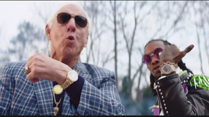 21 Savage, Offset of the Migos and Metro Boomin Release the official Music video for RIC FLAIR DRIP!