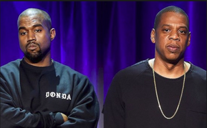 JAY-Z talks about his beef with Kanye West and sends a warning message to him.