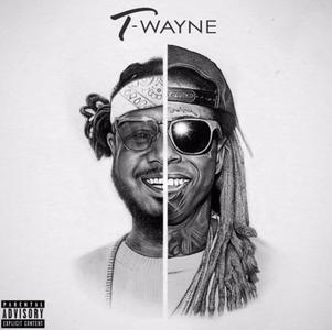 "T Pain & LiL Wayne AKA T-Wayne release their new single called ""He rap he sang"""