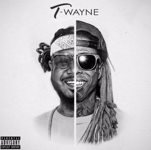 "T Pain & LiL Wayne AKA T-Wayne release their new single called ""He rap he sang"""