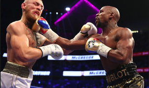 Conor Mcgregor landed more punches on Mayweather than Manny Pacquiao & other  popular boxers, Fl