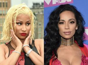 Erica Mena says she's not a fan of Nicki Minaj, LiL Kim is better.