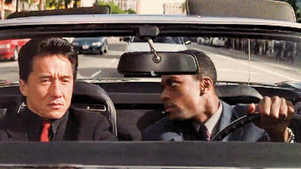 Jackie Chan and Chris Tucker are working on Rush Hour 4