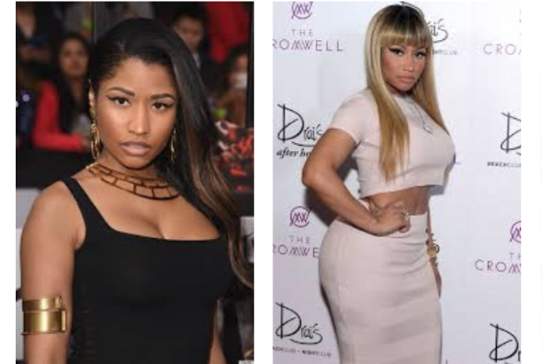 Nicki Minaj says it's a great time to be a white rapper in America  |