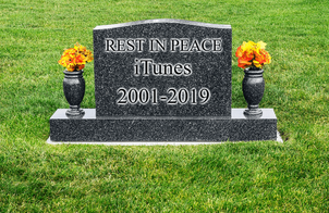 RIP iTunes , Apple announces they will shut down the App.