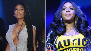 Remy Ma Disses Nicki Minaj and says she supports a Pedophile.