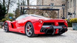 A 2017 Ferrari LaFerrari Aperta sells for 10 Million dollars making it the most expensive car sold t