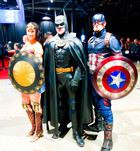 With Batman in Seattle & Charles Arrasmith